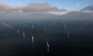 RWE- Windpark Nordsee Ost