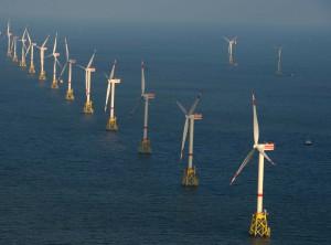 RWE- Windpark Nordsse Ost