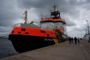 Schiff Neuwerk des WSA Cuxhafen
